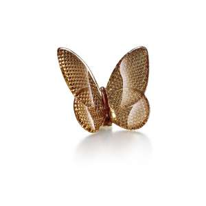 Schmetterling gold Lucky Diamond
