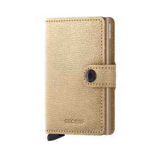 Miniwallet Antique gold