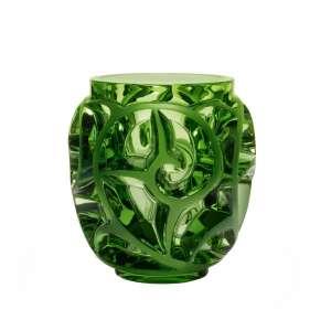 Vase Tourbillons 20,8 cm hellgrün