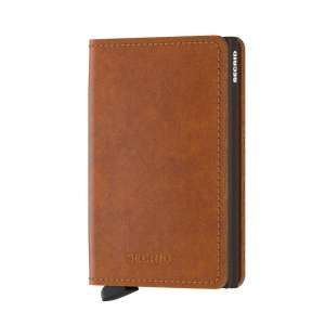 Slimwallet Original cognac/brown