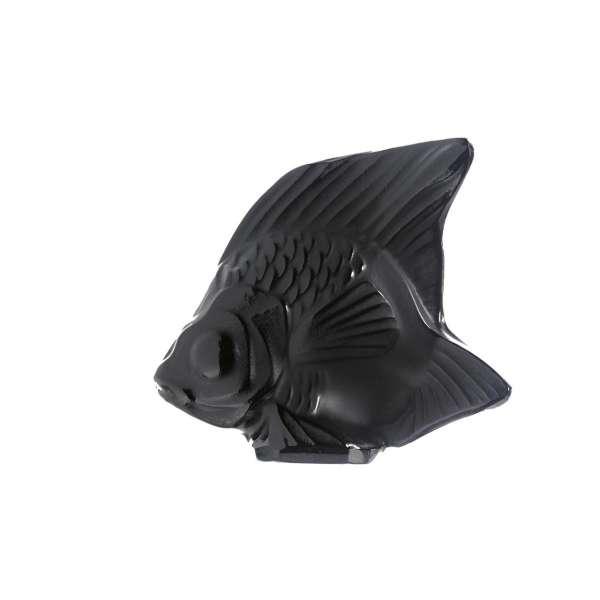 Fisch schwarz 'Poisson'