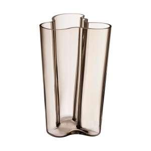 Vase 25,1 cm leinen
