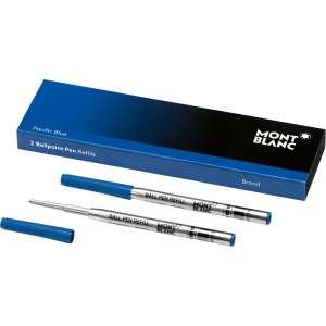 Kugelschreiberminen B (2 Stk.) Pacific Blue