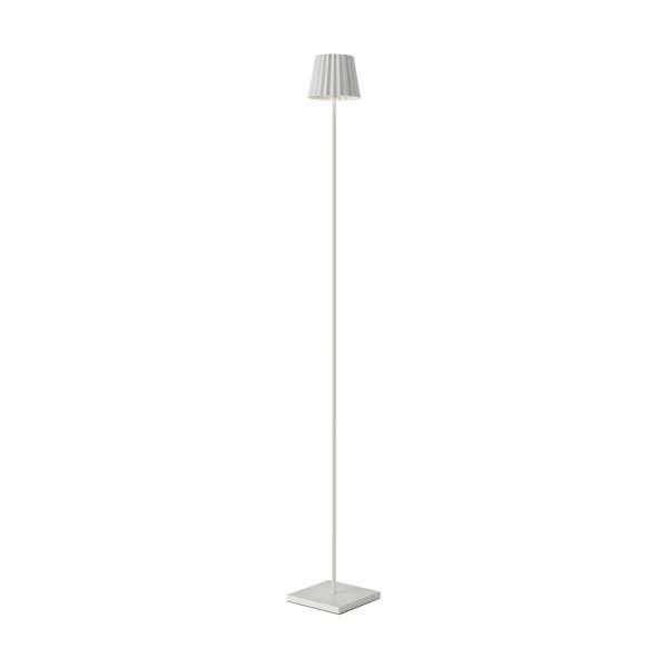 Standleuchte LED 120 cm dimmbar weiß