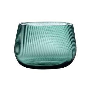 Vase 14 cm rauchgrün