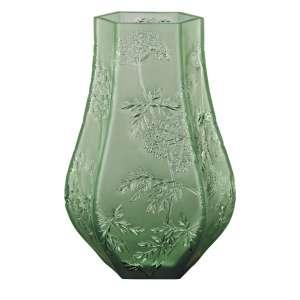 Vase Ombelles 29 cm grün