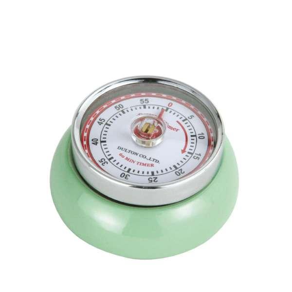Timer Speed mintgrün