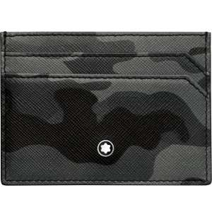 Kreditkartenetui 5cc Camouflage grey