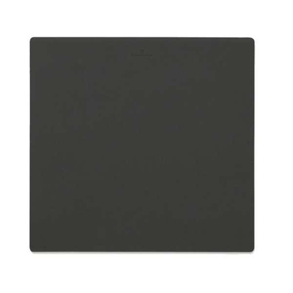 Schreibunterlage genarbt 55x45 cm schwarz
