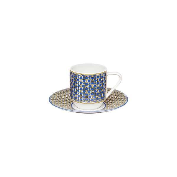 Espressotasse m. U. 0,10 l kobalt