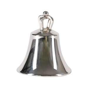 Tischglocke Krone Sterlingsilber