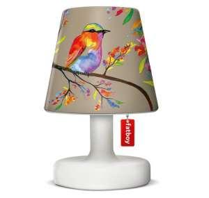 Lampenschirm Birdie braun