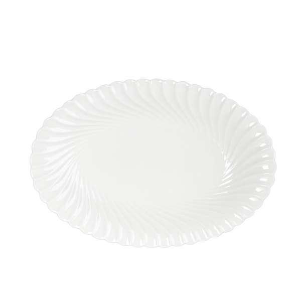Platte oval 34,5 cm