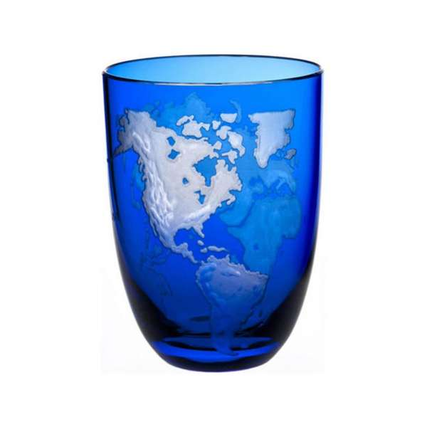 Becher Erde 102 mm kobaltblau