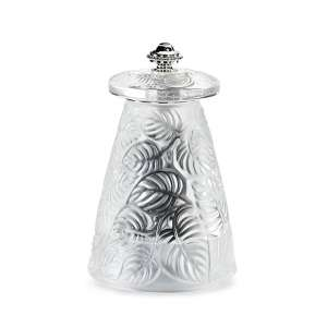 Pfeffermühle 9 cm Kristall