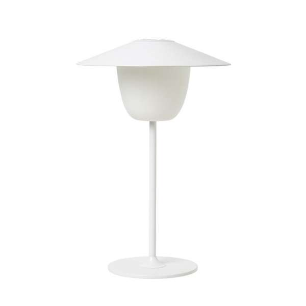 Mobile LED-Leuchte White