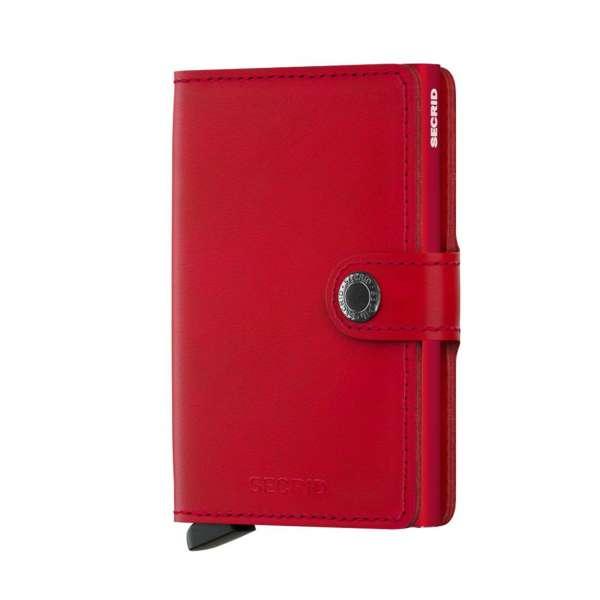 Miniwallet Original red/red
