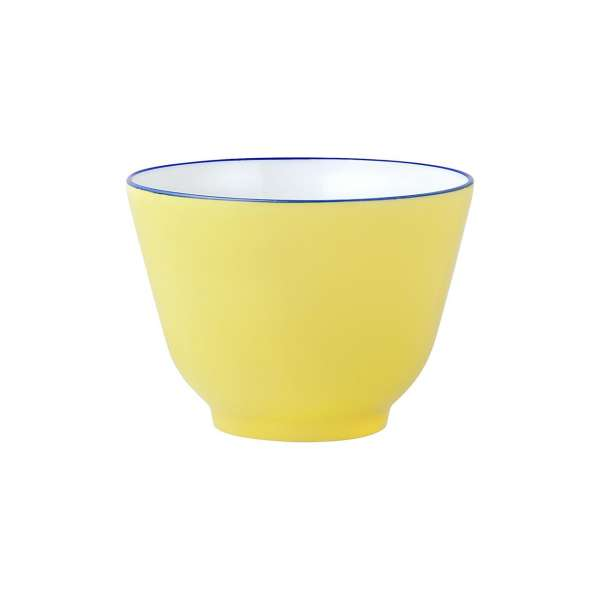 Schale 10,5 cm gelb