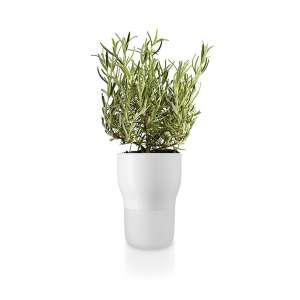 Blumentopf 13 cm Chalk white