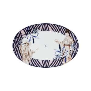 Platte oval 30 cm
