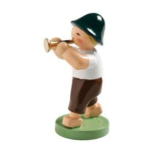 Junge m. Flöte