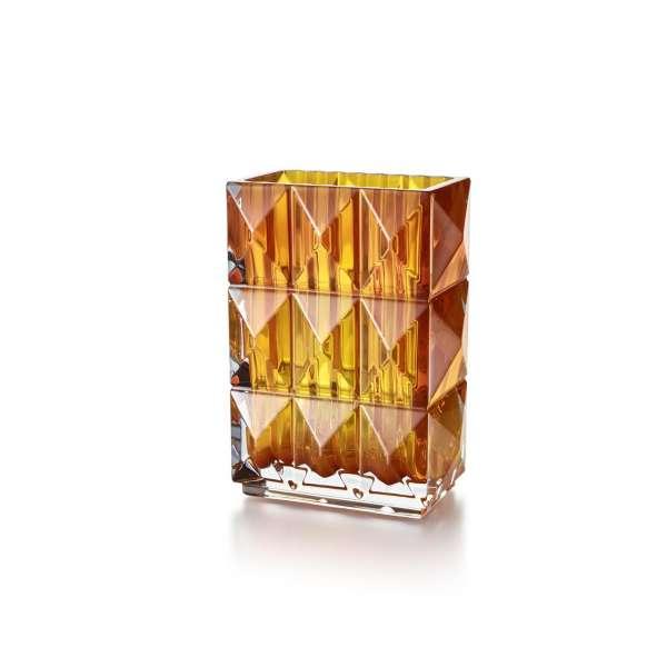 Vase 20 cm bernstein