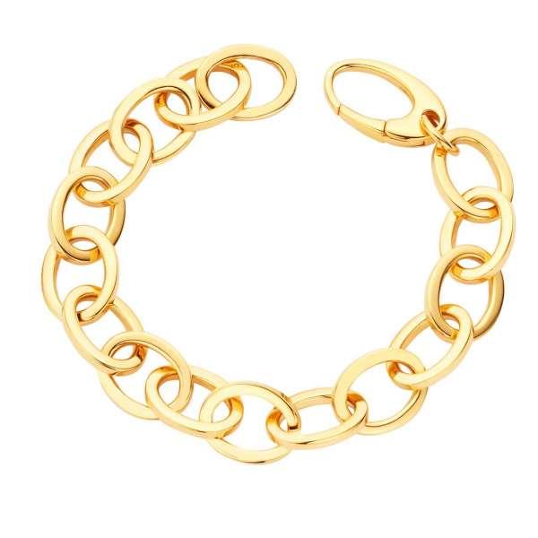 Armband Gold Sterlingsilber