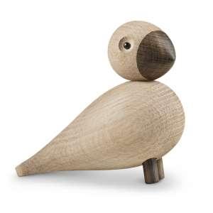 Singvogel Alfred 15 cm Räuchereiche
