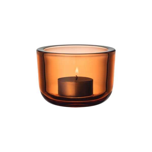 Windlicht 6 cm sevilla orange