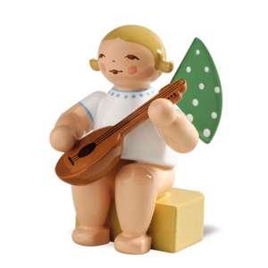 Engel klein, m. Mandoline