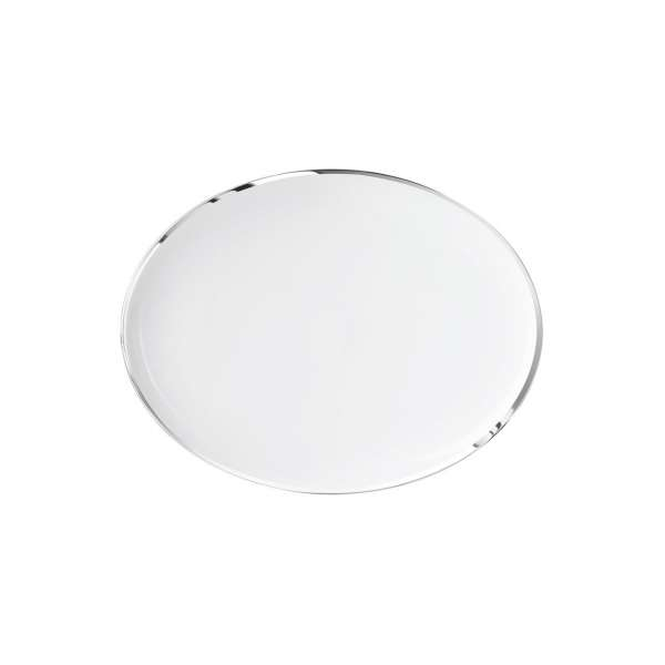 Platte oval 22 cm