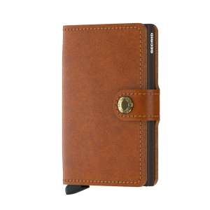 Miniwallet Original cognac/brown