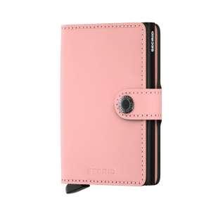 Miniwallet Matte pink/black