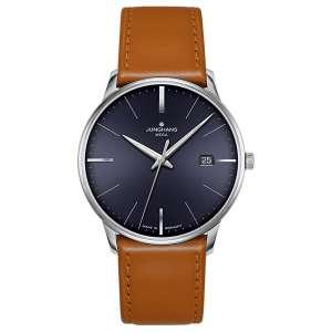 Armbanduhr Meister Mega blau