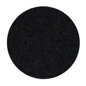 Untersetzer rund 12 cm graphit 08