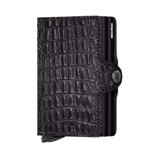 Twinwallet Nile black