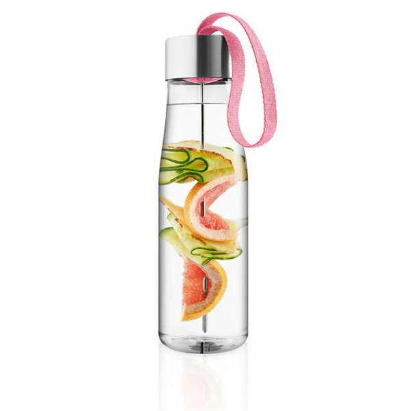 Trinkflasche 0,75 l berry red