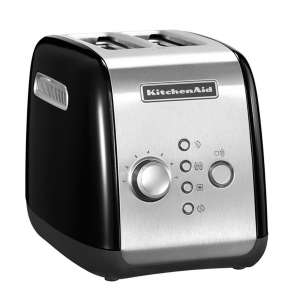 Toaster 2er onxy schwarz