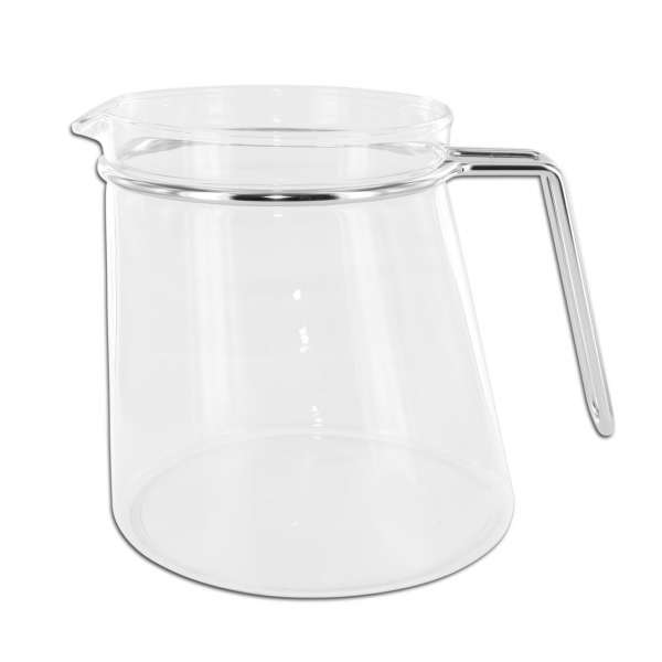 Ersatzglas mit Griff 1,30 l