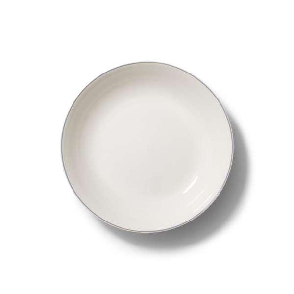 Suppenteller 22,5 cm grau