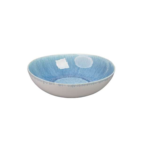 Salatschale 33 cm blau