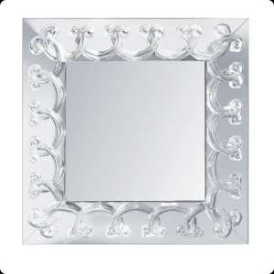 Spiegel Ranke quadratisch 65,5x65,5 cm