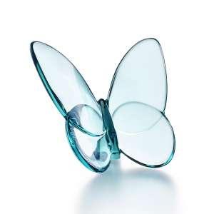Schmetterling türkis