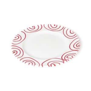 Untere/Teller flach Gourmet 18 cm