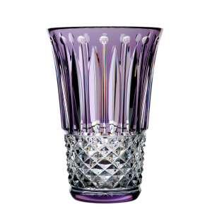 Vase 28 cm violett