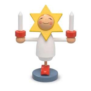 Sternenkind m. Kerzen