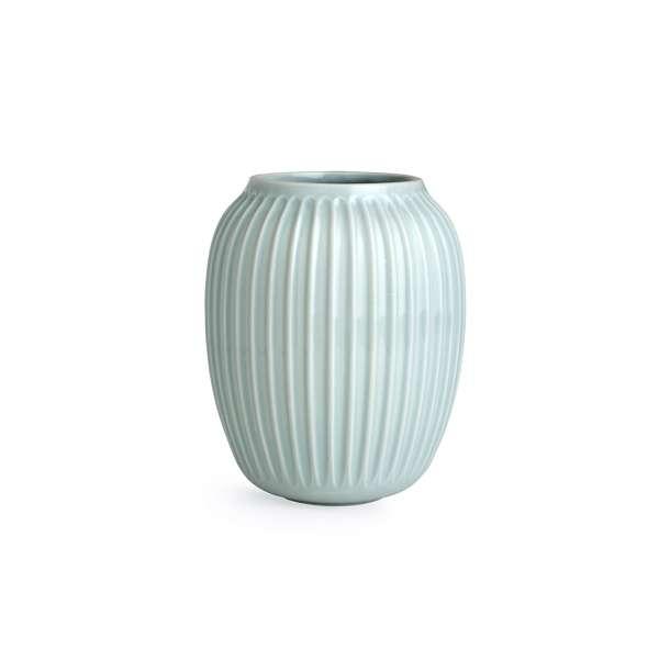 Vase 20 cm mint (15383)