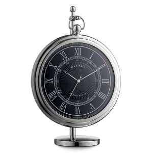 Grand Sedan Uhr schwarz