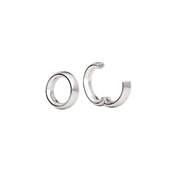 Armreif oval Sterlingsilber 925