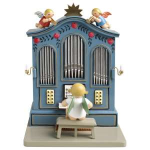 Orgel m. Musik, Stille Nacht